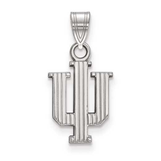 SS063IU: SS LogoArt Indiana University Small Pendant