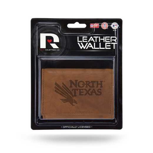 MTR261606: NORTH TEXAS LEATHER/MANMADE TRIFOLD
