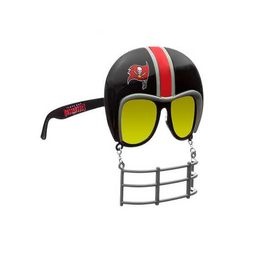 SUN2101: BUCCANEERS NOVELTY SUNGLASSES