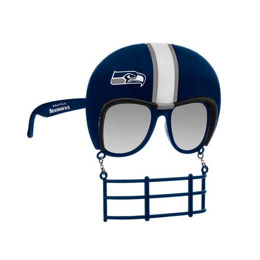 SUN2901: SEAHAWKS NOVELTY SUNGLASSES
