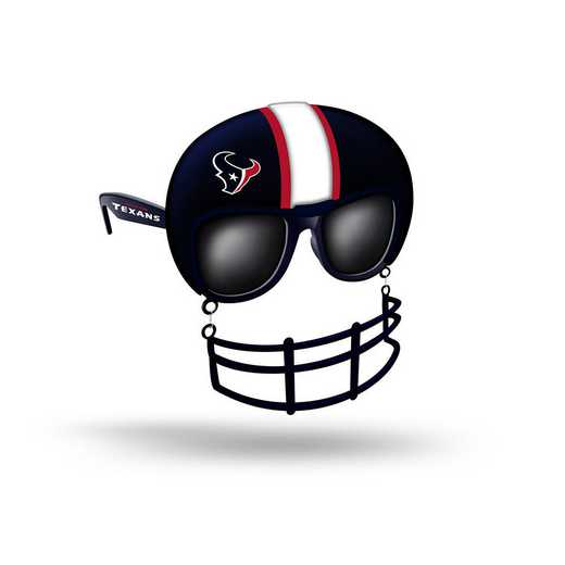 SUN0601: TEXANS NOVELTY SUNGLASSES