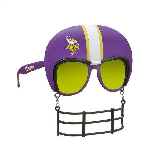SUN3101: VIKINGS NOVELTY SUNGLASSES