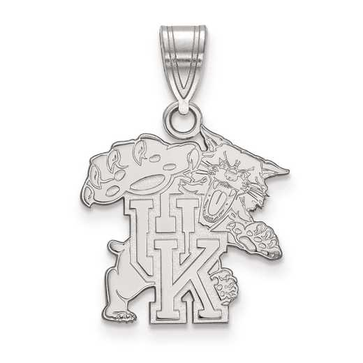 SS045UK: SS LogoArt University of Kentucky Medium PEND