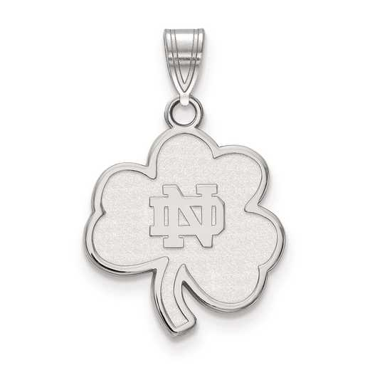 SS062UND: SS LogoArt University of Notre Dame Medium PEND