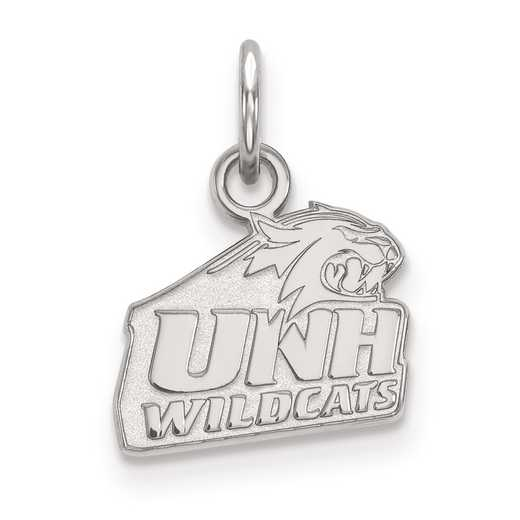 SS001UNH: SS LogoArt University of New Hampshire XS Pendant
