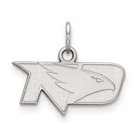 SS001UNOD: SS LogoArt University of North Dakota XS Pendant