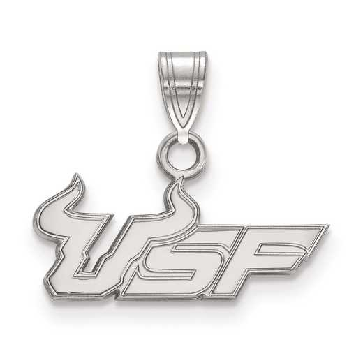 SS014USFL: SS LogoArt University of South Florida Small PEND