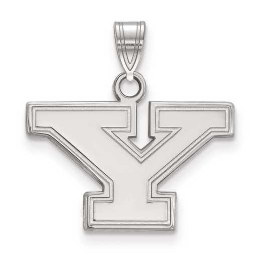 SS001YSU: SS LogoArt Youngstown State University Small PEND