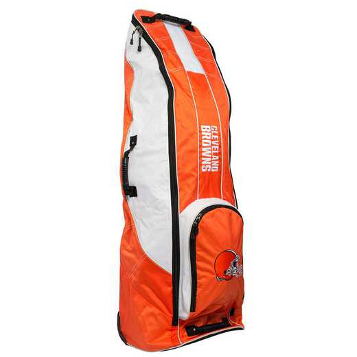 30781: Golf Travel Bag Cleveland Browns