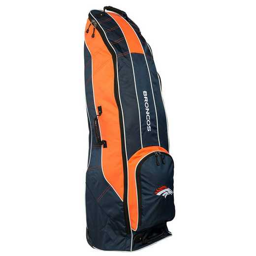 30881: Golf Travel Bag Denver Broncos