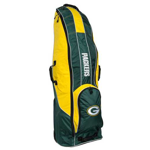 31081: Golf Travel Bag Green Bay Packers
