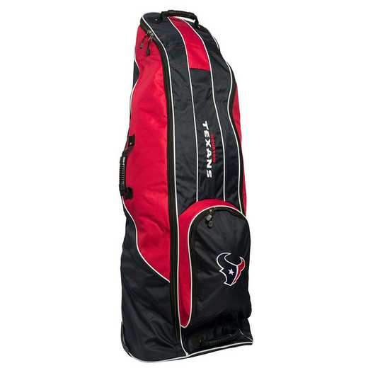 31181: Golf Travel Bag Houston Texans