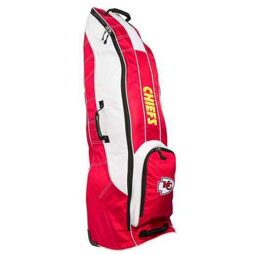31481: Golf Travel Bag Kansas City Chiefs