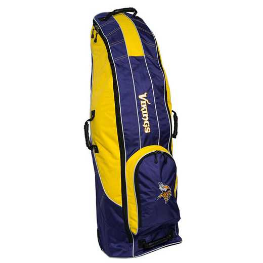 31681: Golf Travel Bag Minnesota Vikings