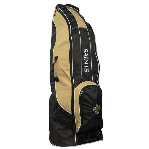 31881: Golf Travel Bag New Orleans Saints
