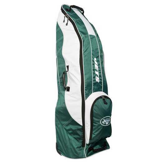 32081: Golf Travel Bag New York Jets