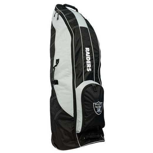 32181: Golf Travel Bag Oakland Raiders