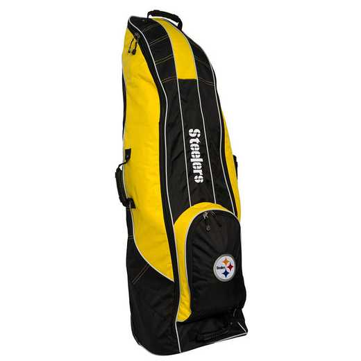 32481: Golf Travel Bag Pittsburgh Steelers