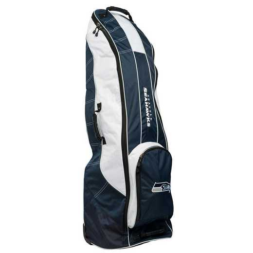 32881: Golf Travel Bag Seattle Seahawks