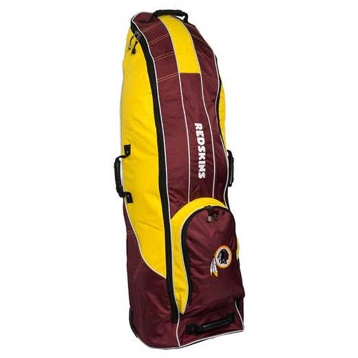 33181: Golf Travel Bag Washington Redskins