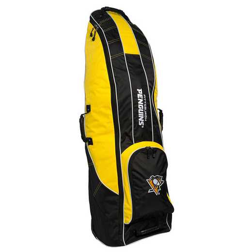 15281: Golf Travel Bag Pittsburgh Penguins