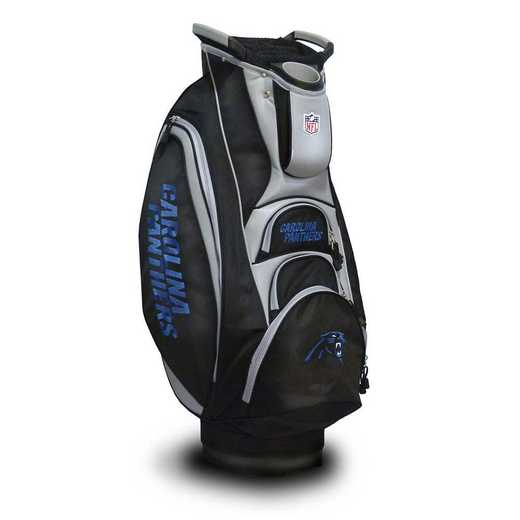 30473: Victory Golf Cart Bag Carolina Panthers