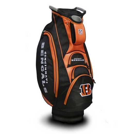 30673: Victory Golf Cart Bag Cincinnati Bengals