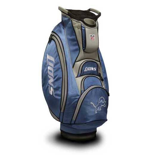 30973: Victory Golf Cart Bag Detroit Lions