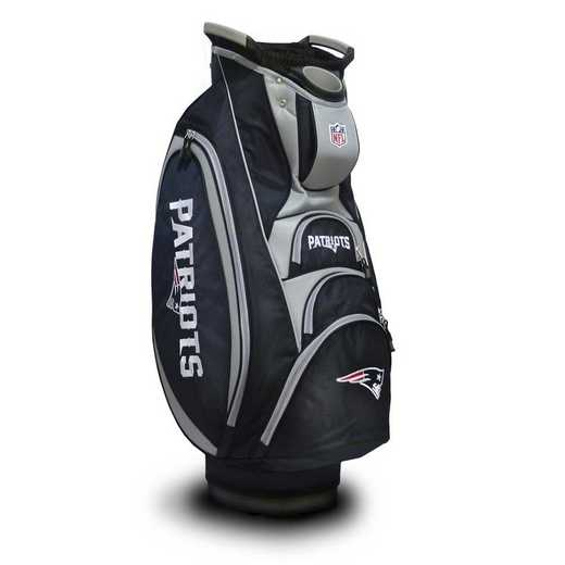 31773: Victory Golf Cart Bag New England Patriots