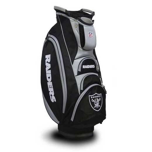 32173: Victory Golf Cart Bag Oakland Raiders