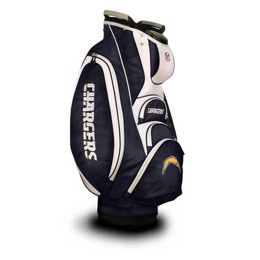32673: Victory Golf Cart Bag San Diego Chargers