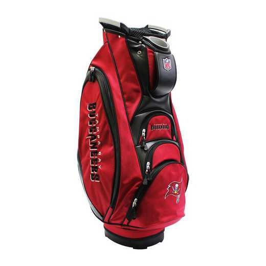 32973: Victory Golf Cart Bag Tampa Bay Buccaneers