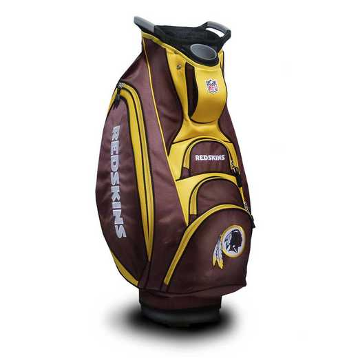 33173: Victory Golf Cart Bag Washington Redskins