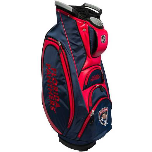 14173: Victory Golf Cart Bag Florida Panthers