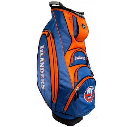 14773: Victory Golf Cart Bag New York Islanders