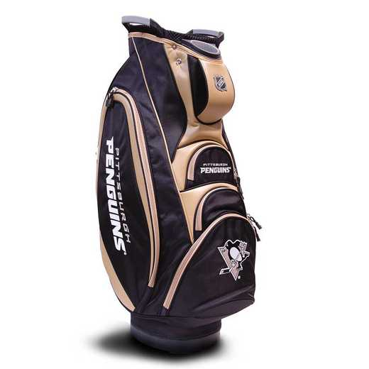 15273: Victory Golf Cart Bag Pittsburgh Penguins