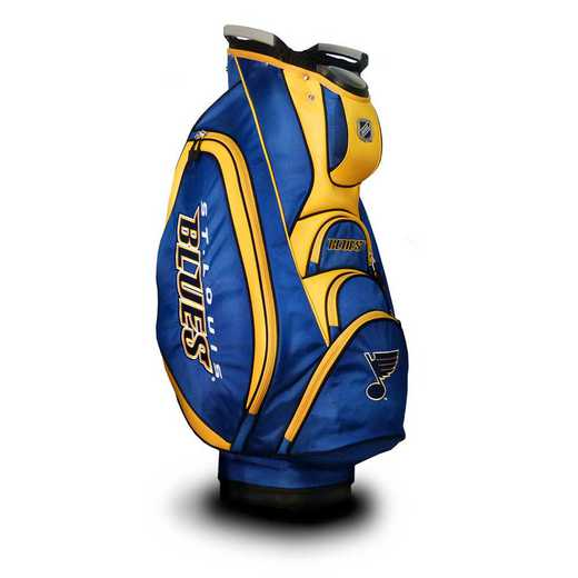 15473: Victory Golf Cart Bag St Louis Blues