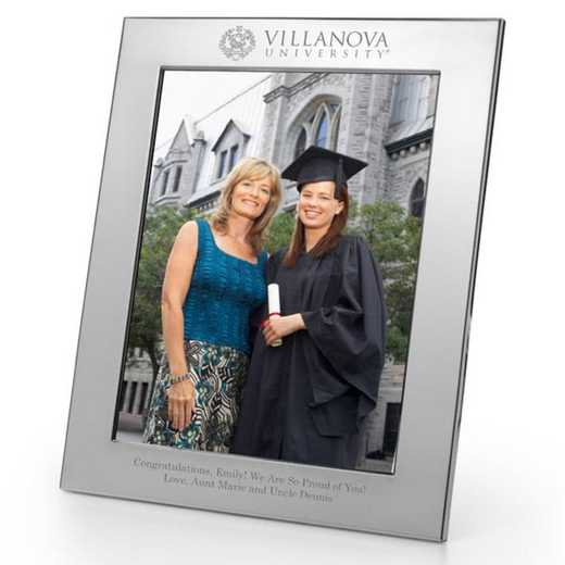 615789867296: Villanova plshed Pewter 8x10  Frame by M.LaHart & Co.