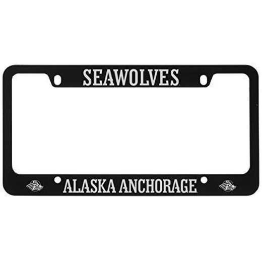 SM-31-BLK-AKANCH-1-CLC: LXG SM/31 CAR FRAME BLACK, Alaska Anchorage