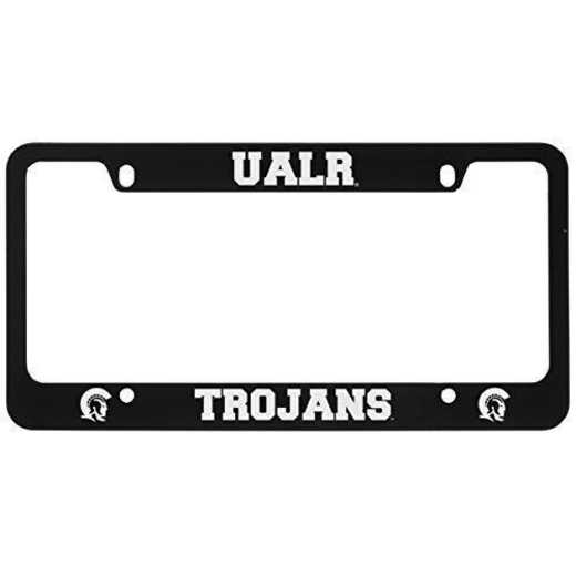 SM-31-BLK-ARKLTRK-1-LEARFIELD: LXG SM/31 CAR FRAME BLACK, Arkansas-Little Rock
