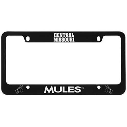 SM-31-BLK-CMSU-1-SMA: LXG SM/31 CAR FRAME BLACK, Central Missouri
