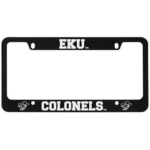 SM-31-BLK-EKU-1-CLC: LXG SM/31 CAR FRAME BLACK, Eastern Kentucky