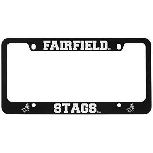 SM-31-BLK-FAIRFLD-1-SMA: LXG SM/31 CAR FRAME BLACK, Fairfield University