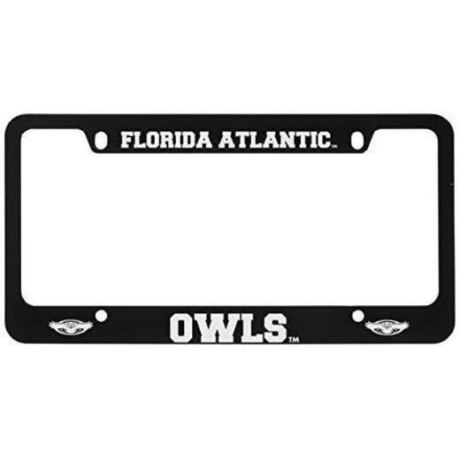 SM-31-BLK-FAU-1-SMA: LXG SM/31 CAR FRAME BLACK, Florida Atlantic