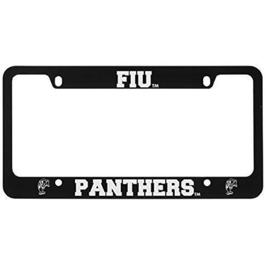 SM-31-BLK-FIU-1-SMA: LXG SM/31 CAR FRAME BLACK, Florida International Univ