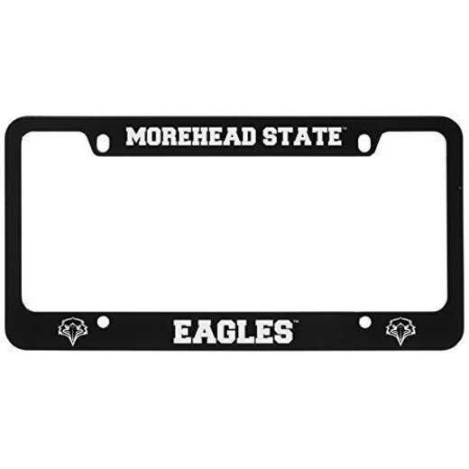 SM-31-BLK-MOREHD-1-LRG: LXG SM/31 CAR FRAME BLACK, Morehead University