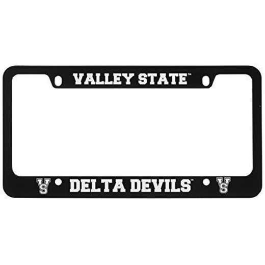 SM-31-BLK-MVSU-1-SMA: LXG SM/31 CAR FRAME BLACK, Mississippi Valley St