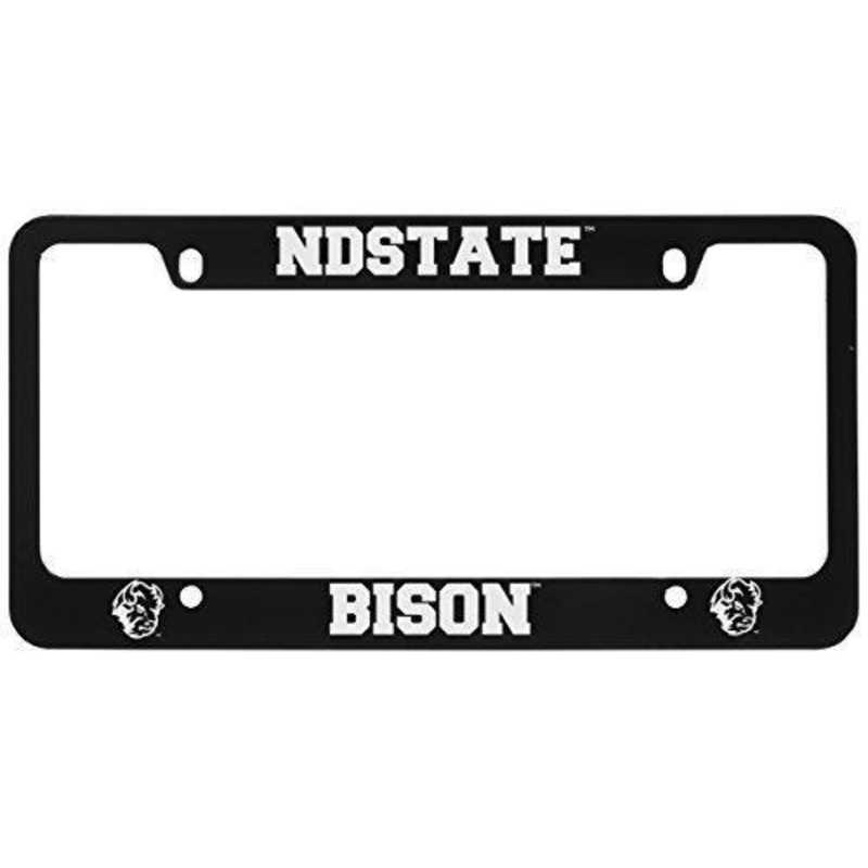 SM-31-BLK-NDKTAST-1-LRG: LXG SM/31 CAR FRAME BLACK, North Dakota State