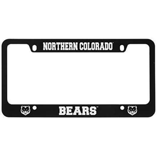 SM-31-BLK-NORTHCOL-1-CLC: LXG SM/31 CAR FRAME BLACK, University of Northern Colorado