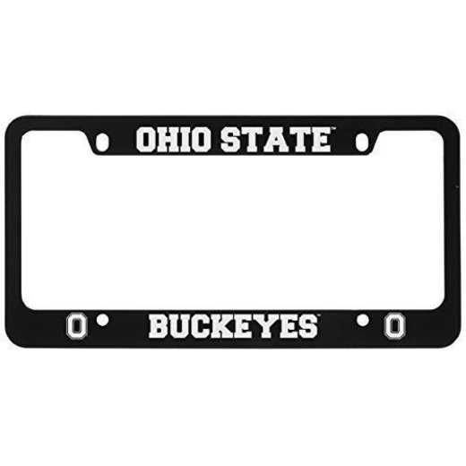 SM-31-BLK-OHIOST-1-IND: LXG SM/31 CAR FRAME BLACK, Ohio State